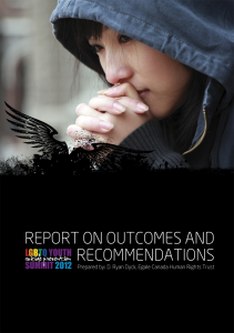 YSPS Report Cover