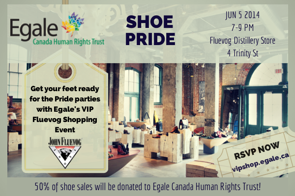 Fluevog Shopping Event