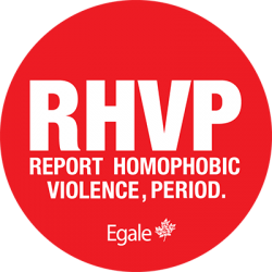 RHVP Report Homophobic Violence, Period