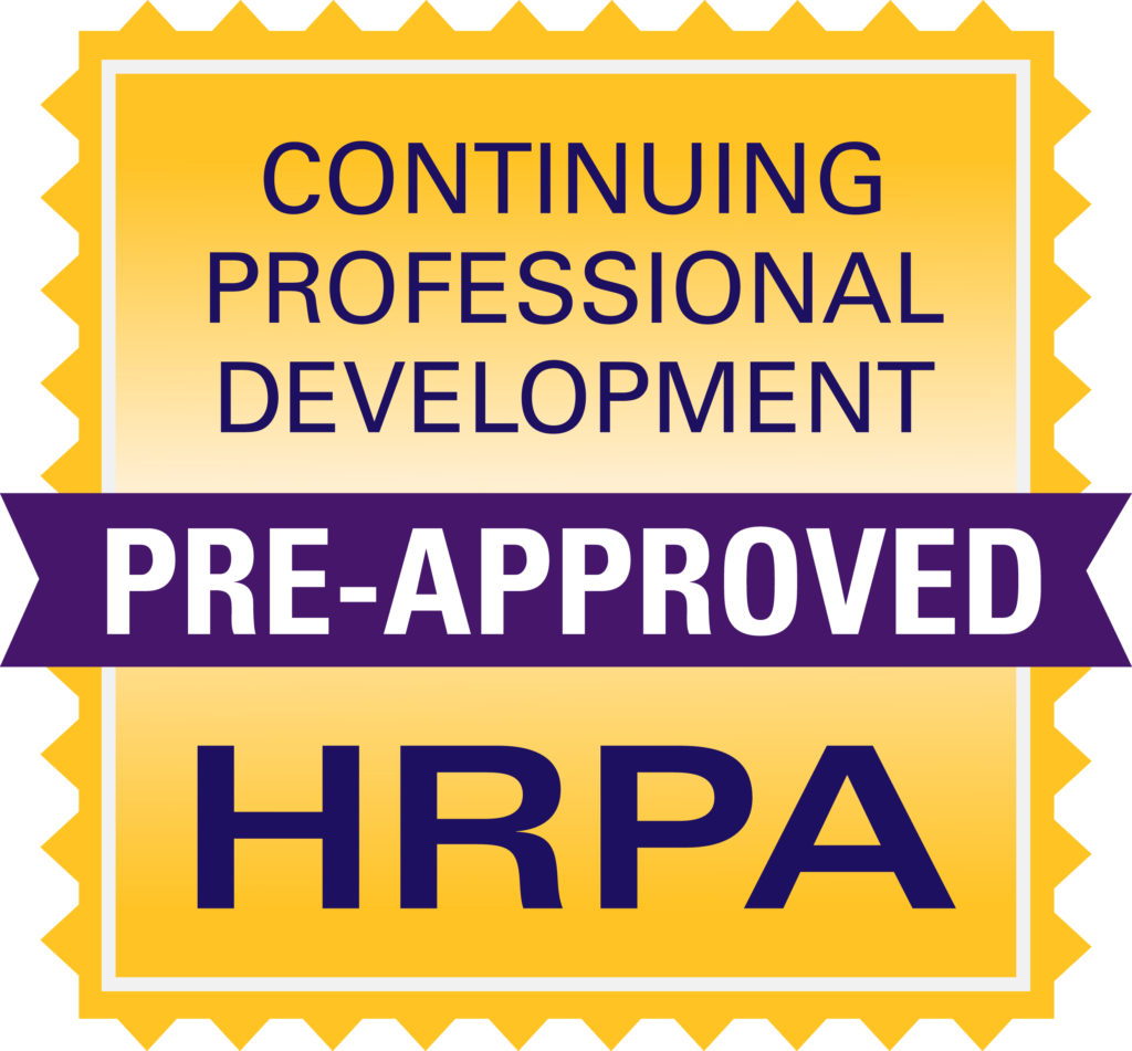 HRPA CPD Pre-Approved